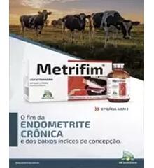 Protocolo Metrifim® – Endometrite Crônica